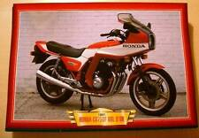 HONDA CB750 F BOL D'OR CLASSIC MOTORCYCLE BIKE 1980'S PRINT PICTURE