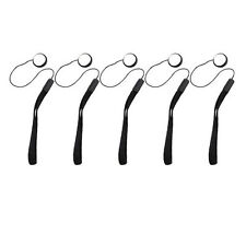 5 Pack Anti-lost Camera Lens Cap Holder Keeper Lanyard Strap