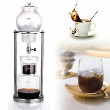 Dutch Café Frío Agua Brewer Cafeteras de goteo Máquina Serve para 8 cups 600ml