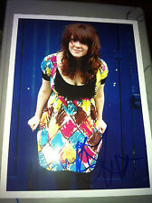 Autographe Kate Nash - Signed in person