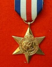 World War II France & Germany Star WW 2 Medals WW II