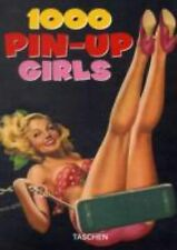 1000 Pin Up Girls by Harald Hellmann (2008, Paperback, Anniversary, Special) NEW