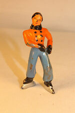 BARCLAY MANOIL B176 #628 BOY SKATER,  ORIGINAL LOT #4