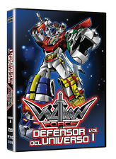 DVD Anime Voltron Force Defensor del Universo Vol 1 DVD , Español Version