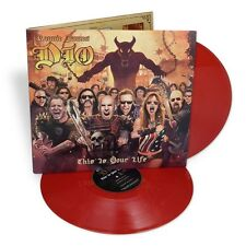 VARIOUS/RONNIE JAMES DIO (A TRIBUTE TO) - THIS IS YOUR LIFE 2 VINYL LP NEW+