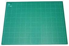 A2 CUTTING MAT KNIFE CRAFTS PAPER BOARD  PRINTED GRID LINES  MODELS SELF HEALING