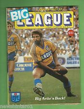 #QQ. RUGBY BIG  LEAGUE MAGAZINE- 5-11th March 1980