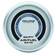 "AUTOMETER 4375 ULTRA LITE DIGITAL AIR FUEL RATIO 2 1/16"" GAUGE (52mm)"