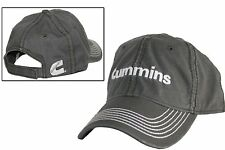 Cummins Diesel Charcoal Gray & White Quarry Hat