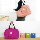 1pc Stylish Foldable Waterproof Shopping Travel Shoulder Bag Pouch Tote Handbag