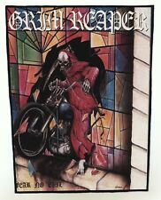 GRIM REAPER BACKPATCH / SPEED-THRASH-BLACK-DEATH METAL