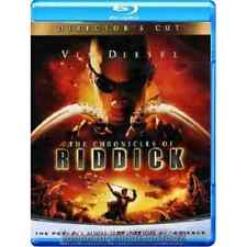 Blu-Ray - The chronicles of Riddick