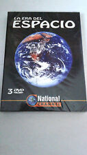 "DVD ""LA ERA DEL ESPACIO"" 3 DVD PRECINTADA CON FUNDA CARTON  SEALED"