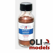 Copper Lacquer 1oz Bottle - ALCLAD II LACQUER 110