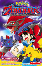 Manga One-shot Pokemon Zoroark, le maître des illusions VF - Kurokawa