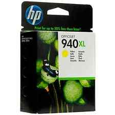 HP 940XL HP940XL YELLOW  C4909A C4909AE PRO 8000 8500