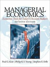 Managerial Economics : Economic Tools for Today's Decision Makers by Philip...