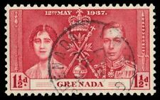 GRENADA 129 (SG150) - King George VI Coronation (pf11769)