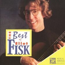 The Best of Eliot Fisk 1995 by Eliot Fisk