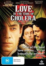 Love In The Time of Cholera (DVD, 2009) Brand New & Sealed Region 4