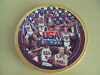 "Sports Impressions ""The First Ten Chosen"" USA Basketball Team 4 1/4 Plate"
