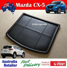 MAZDA CX-5 CX5 3D Boot liner Cargo Mat Tray Rear Trunk Floor Protector