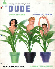 Dude Diane Webber GEORGE ORWELL Robert Benchley ZAHRA NORBO Sheila Rudy 1957