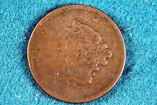 Estate Find 1839 Coronet Head Large Cent! #G3598