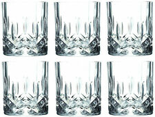 RCR OPERA CRYSTAL GLASS - SMALL TUMBLERS 21cl (BOX OF 6) - NEW