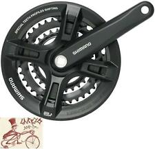 SHIMANO ALTUS M171 170MM 28T/38T/48T 6/7/8-SPEED MTB SQUARE TAPER BIKE CRANK