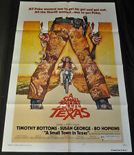 "A Small Town in Texas 27""x41"" One Sheet 1 sh Movie Poster - (1976) ITB WH"