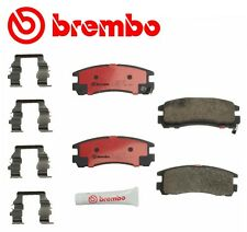 BREMBO Premium Ceramic Disc Brake Pads Set REAR P54012N