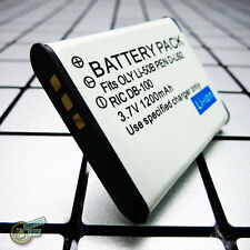 D-LI92/DLI92 Battery for PENTAX Optio I-10/RZ10/BLACK/LIME/VIOLET/WHITE/RZ18/X70