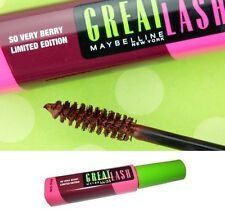 Maybelline Great Lash Limited Edition Mascara -So Very Berry- New