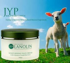Lanolin Face Moisturizing Cream with Aloe Vera & Vitamin E, Made in New Zealand