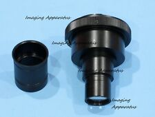SONY NEX-3 NEX-5 NEX-7 DIGITAL CAMERA LENS ADAPTER FOR C-MOUNT MICROSCOPES