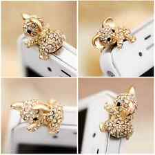 Super Cute Koala Anti Dust Plug Cover Charm for Iphone/Android 3.5mm