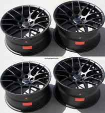 "18"" AVANT GARDE M359 BLACK WHEELS RIMS FOR BMW F30 320i 328i 335i RIMS SET (4)"