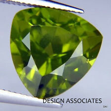 12X12 MM Trillion Cut Peridot   All Natural Without Treatment