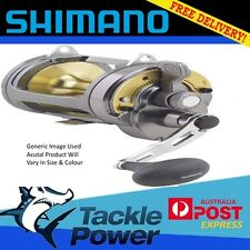 Shimano Tyrnos 50LRS 2 Speed Overhead Fishing Reel Brand New! 10Yr Warranty!