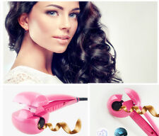 Hot Automatic Magic Hair Styling Curling Wave Curler Iron Roller Ceramic Tool