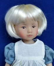 Monique Bubbles Wig 6/7 for Little Fee Lati Dollzone Iplehouse YoSD Leeke White