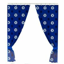 Official Chelsea Football Club Curtains Kids Boys Fans Bedroom - 66 x 72 Inch