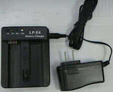 LP-E4 LPE4 Battery Charger LC-E4 fits CANON EOS 1Dx 1Ds Mark III EOS 1D Mark IV