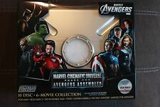 NEW Marvel Cinematic Universe: Phase One - Avengers Assembled Blu-Ray Box Set