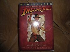 The Adventures Of Indiana Jones: The Complete 4 Disc DVD Movie Collection (2003)