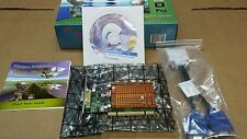 NEW Jaton nVidia Geforce 6200 Video-338 PCI-LX VGA 256MB PCI Video Card