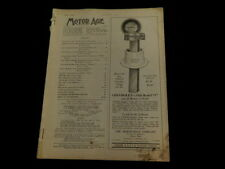 June 24 1926 Motor Age Car Magazine Complete/Articles & Ads Diana Oakland  A52