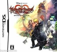 Used DS Kingdom Hearts 358/2 Days NINTENDO JAPANESE IMPORT