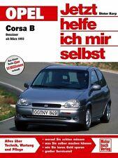 Opel Corsa B Jetzt helfe ich mir selbst Reparatur-Handbuch Reparaturanleitung